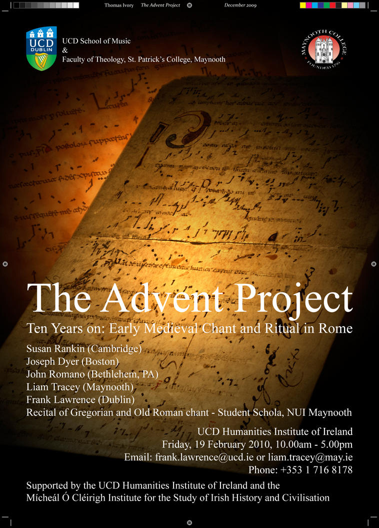 The Advent Project by MacIomhair