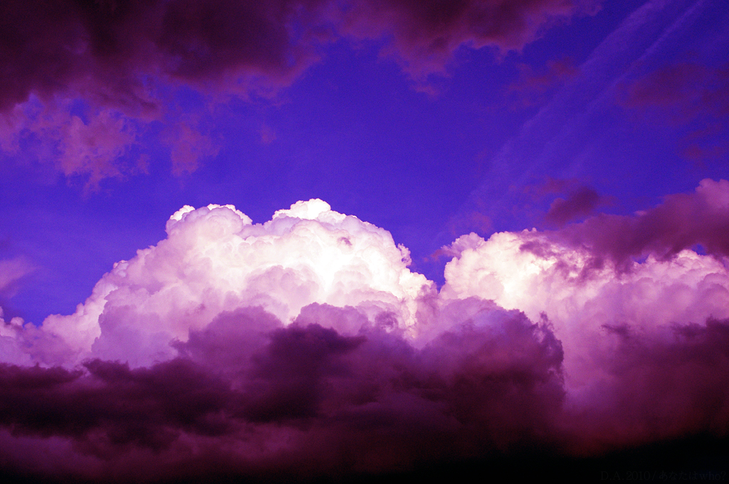 Clouds and Storm VI by TokyoJuice