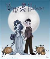 Halloween '08  by Panda-Jenn