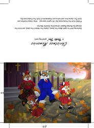 Vicki Fox Christmas card 2010