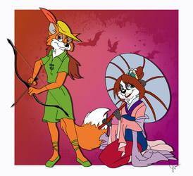 mcarspec - Halloween Commission