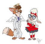fox-mccloud - Commission