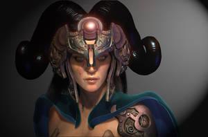 Aries warrior by acornsam