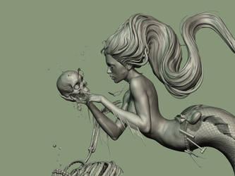 Mermaid For Fb5 by acornsam