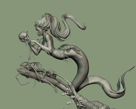 Mermaid For Fb4