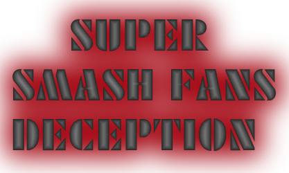 Super Smash Fans Deception - Gameplay and Shortie videos by SpikeHedgelion8 (also includes my top 10 videos! :D) Ssfd___new_logo_by_tufftony-d3c42du