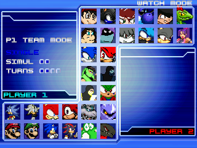 How to add characters to winmugen tutorial m. U. G. E. N elecbyte.