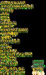 Koopa Troopa - Extra Poses Sprite Sheet