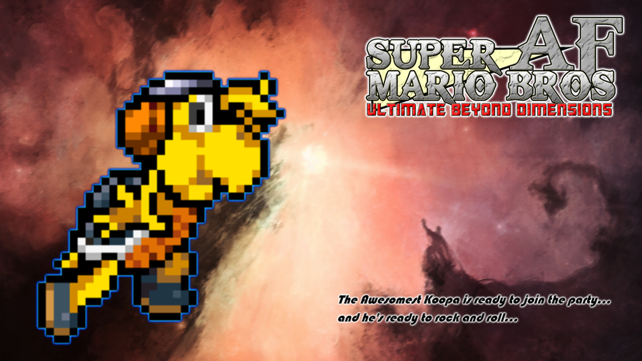 .:Dante Koopa SMBAF Wallpaper:. by TuffTony