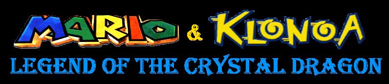 Super Mario Legends (MandK-LotCD) Teaser Logo by TuffTony