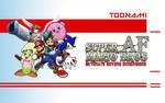 Super Mario Bros. AF - UBD Toonami Wallpaper