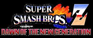 Super Smash Bros. Z - Dawn of the New Generation by TuffTony