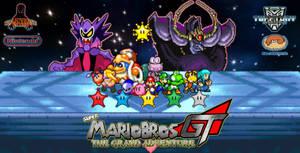 Super Mario Bros. GT - TGA 2014 Poster by TuffTony