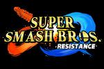 Super Smash Bros. Resistance - Official Logo