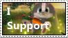 I support Schnuffel Stamp by SchnuffelKuschel