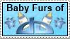 Babyfurs of DeviantArt Stamp by SchnuffelKuschel