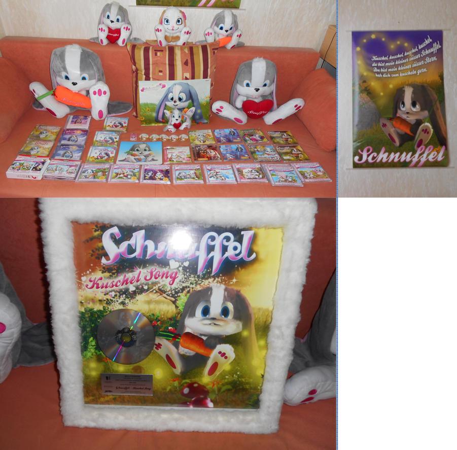 My Schnuffel Collection Update 3 by SchnuffelKuschel
