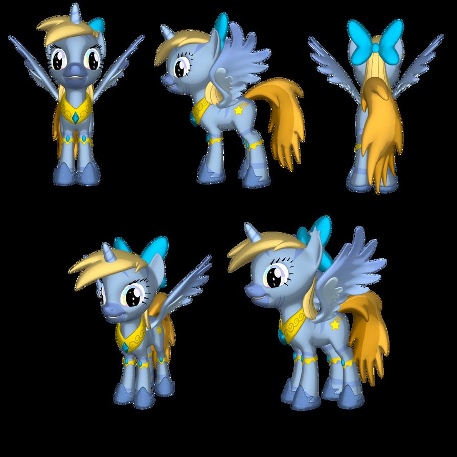 3d pony creator by schnuffelkuschel on deviantart for 3d art maker online