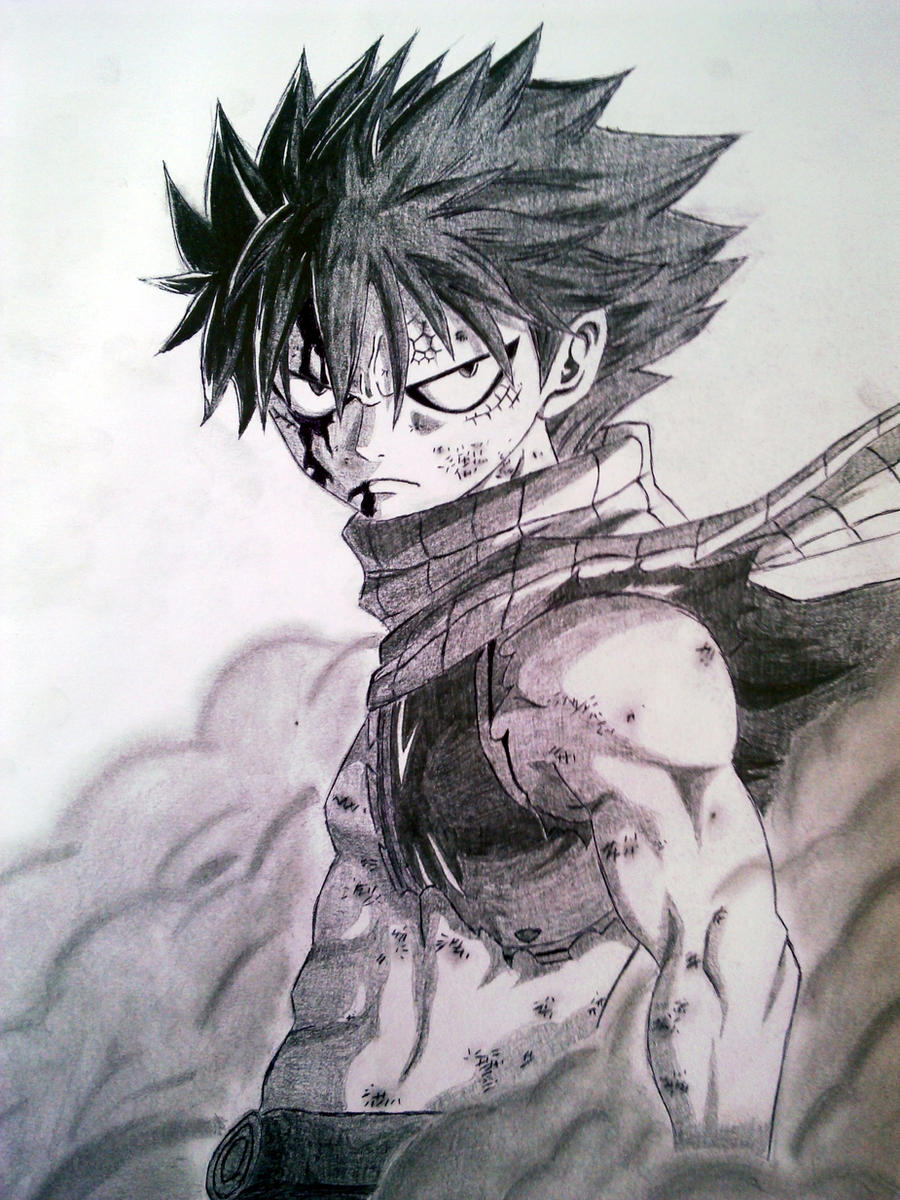 Fairy Tail - Natsu Dragneel (Dragonforce) by ...