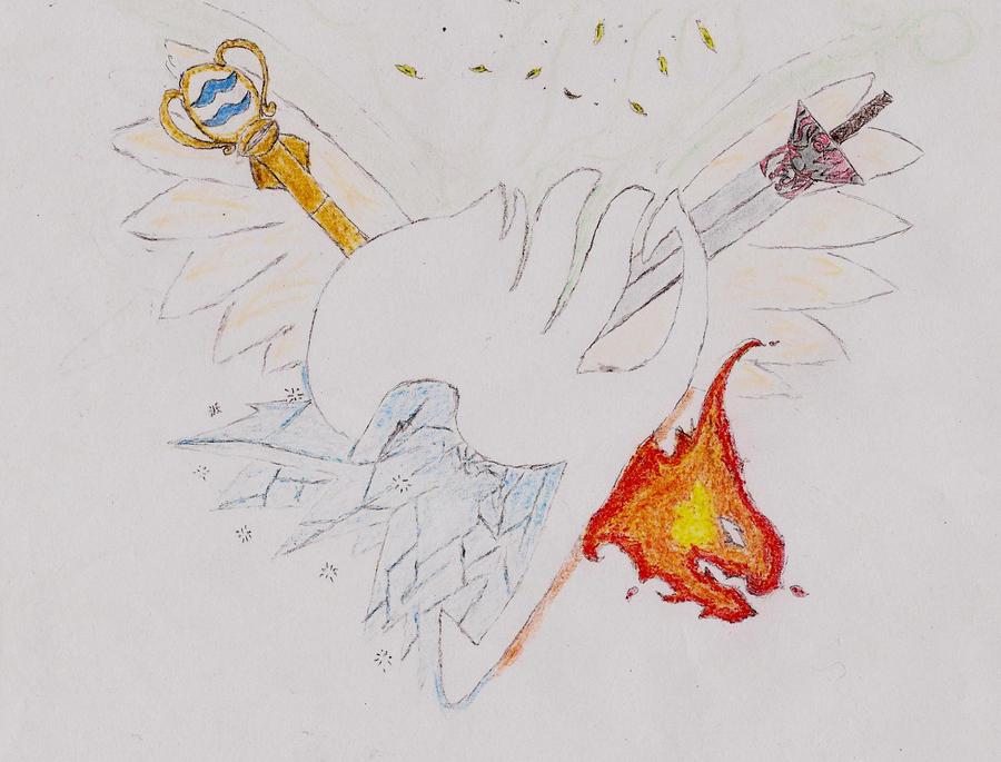 Fairytail Symbol By Roguewolfarcher