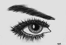 Eye Study by xxhazelmoonxx