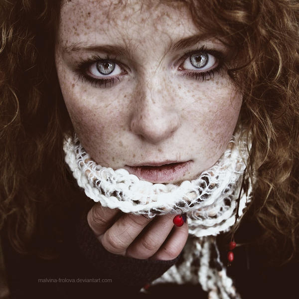 freckles by Malvina-Frolova