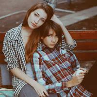 i love u and u love me by Malvina-Frolova