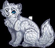 [Warrior Cats] Icecloud+SPEEDPAINT by TerrorPussy