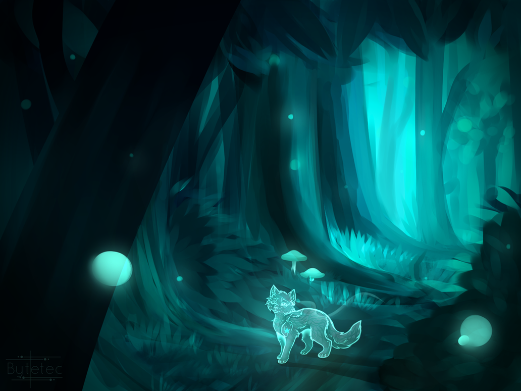 Bluestar: May StarClan light your path ... by Bytetec