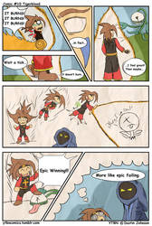 YTBN Comic 10 - Tigerblood
