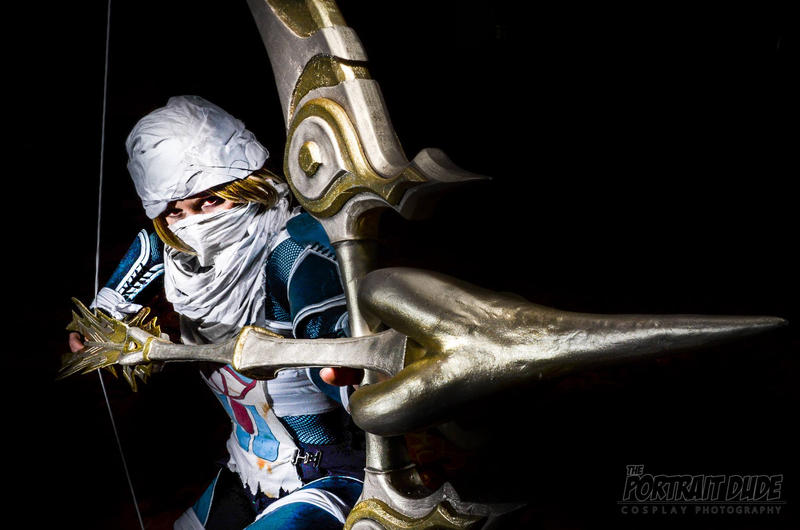 Final Smash- Sheik Cosplay by TerminaCosplay