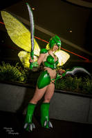 Wild Scyther by TerminaCosplay