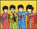 Sgt. Pepper's LHC Band