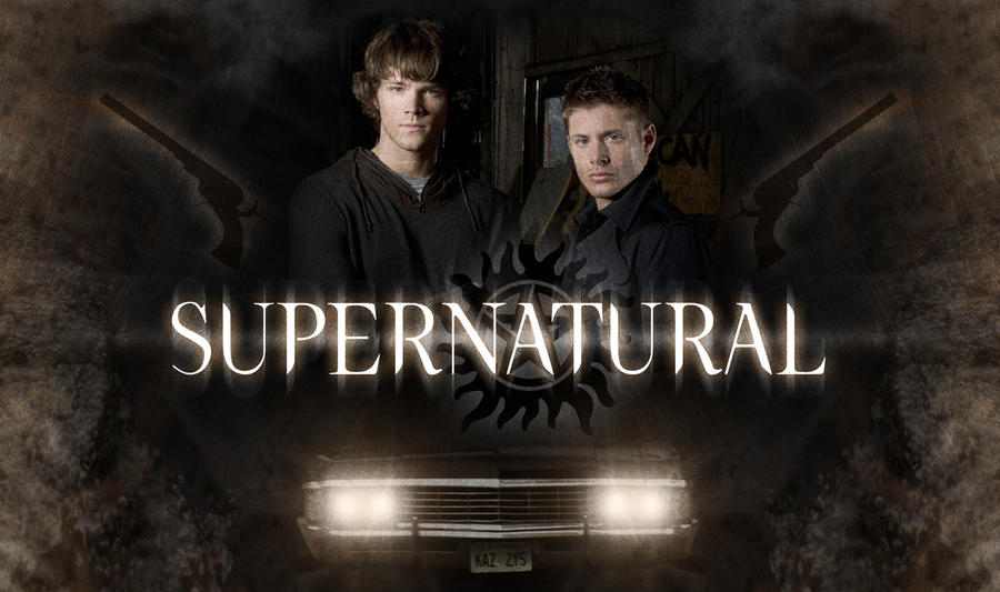 supernatural wallpapers. Supernatural Wallpaper by