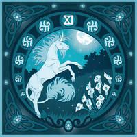 Mucha Fantasy XI by SaraChristensen