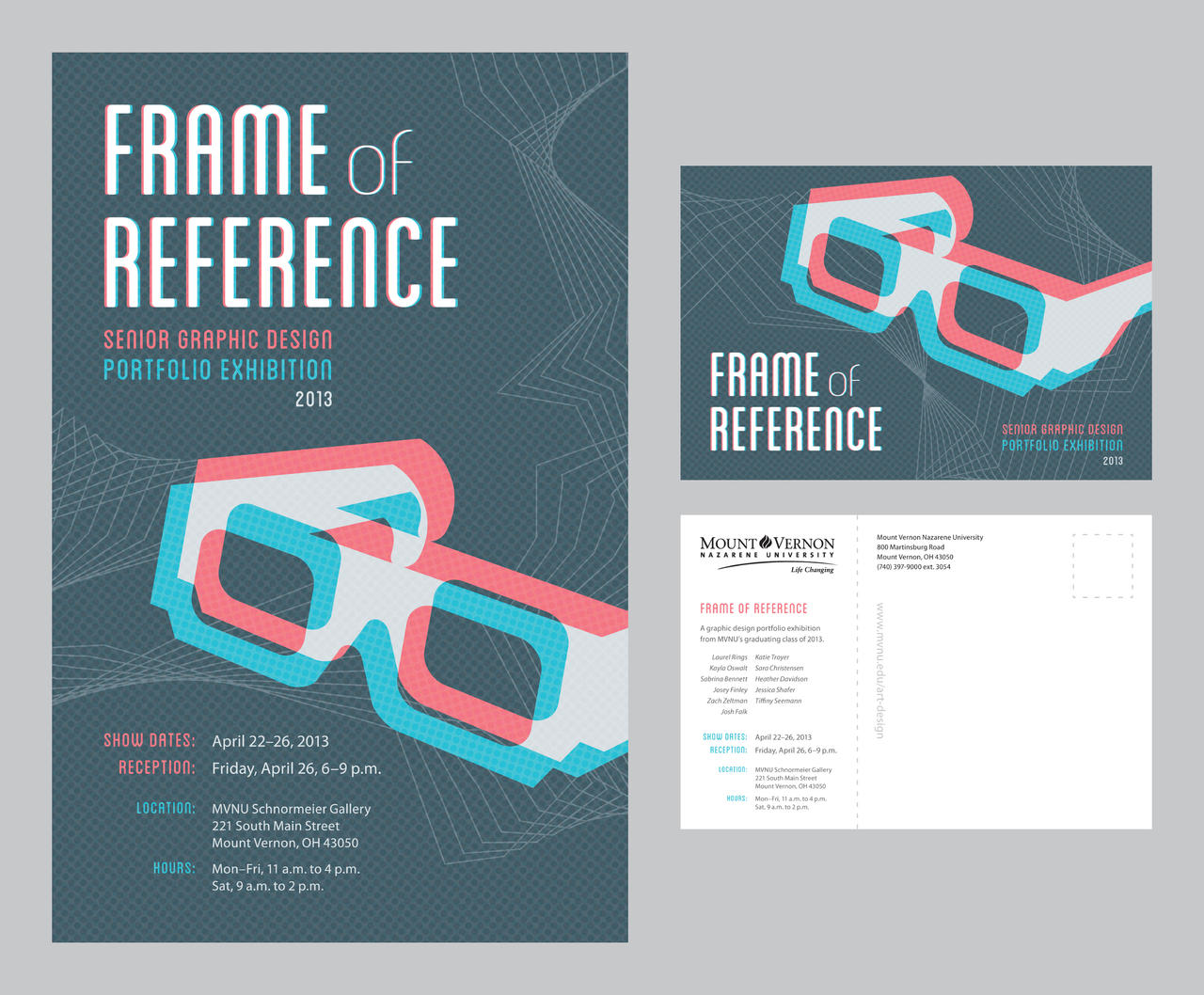 Poster design reference -  Frame Of Reference Poster And Postcard By Sarachristensen