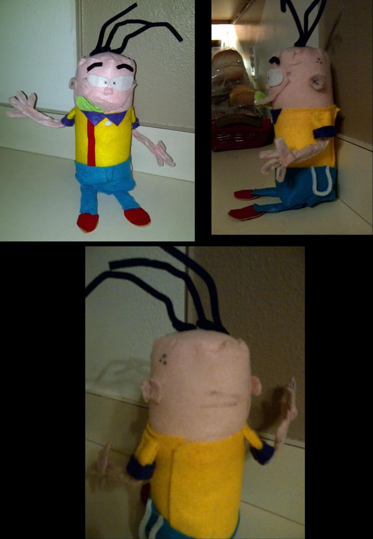 My Creation - Eddy Doll by AnimatEd on DeviantArt