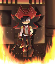 Shadow the Pirate
