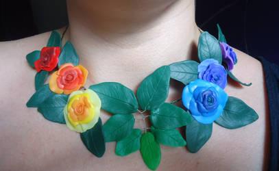 Floral Pride by rionsanura
