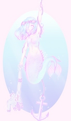Mermaid by UndercoverPsycho