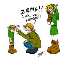 Link shrunk by Shea-the-Celt