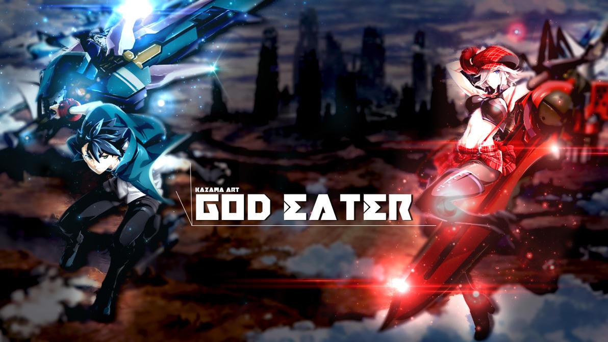 wallpaper hd god eater by ardianfathur on deviantart