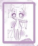 P2U - Cute Base Girl - Chibi