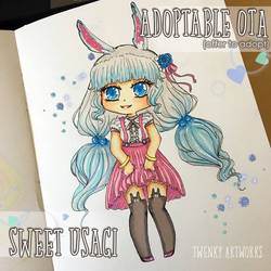 OTA Sweet Usagi by ichiipanpan