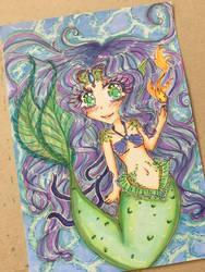 Little Mermaid _ Chibi