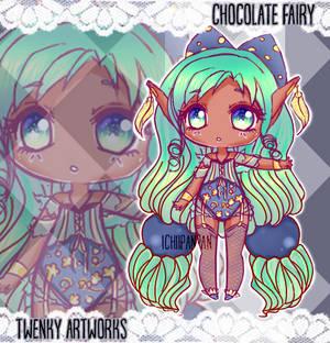 ADOPT: Chocolate Fairy - OPEN!