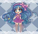 Chibi: Sweet Aoi by ichiipanpan