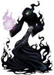 Tsumi Yo - Character Design - Reaper?
