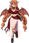 Tsumi Yo - Character Design - Mari