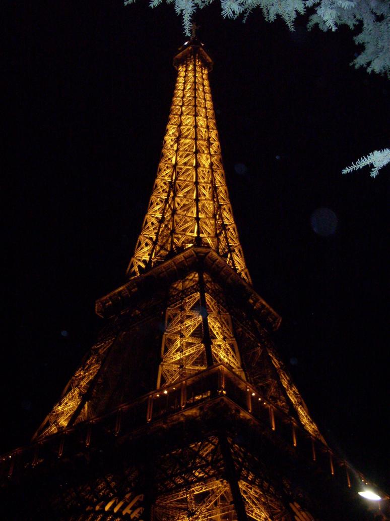 Tour Eiffel by boudou